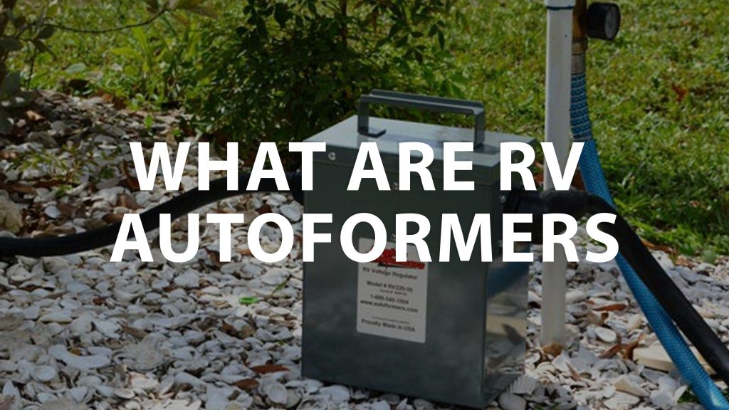 featured image on What are RV autoformers